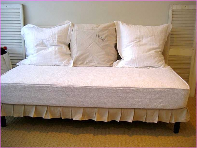 Delightful Daybed Mattress Cover Regarding Ikea Best Home Design Ideas Gallery Pictures