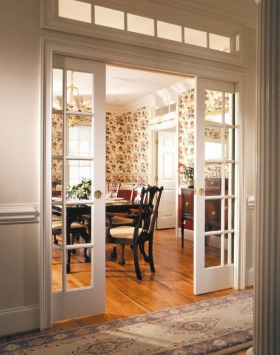 Incredible Sliding French Doors Pocket Doors Transom Window Love Build Ideas Pinterest Pic