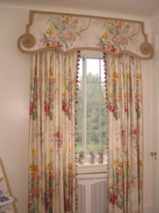 Nice Cornices For Windows Using Luxury Foam Window Treatments Pictures