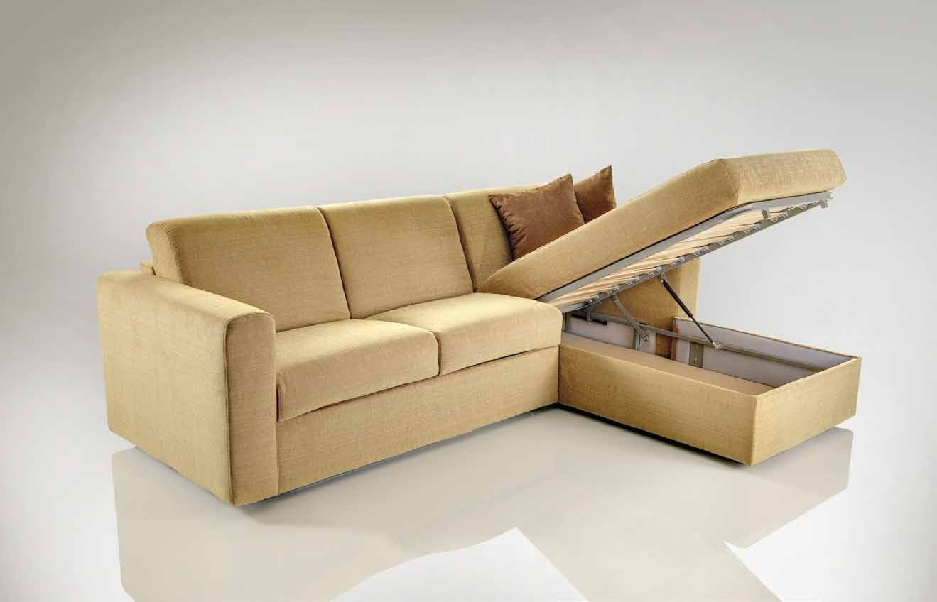 Nice Sofa Sleeper With Storage Intended For Stunning Sleeper Sofa Beds By Xdesign Mill Corner Sofa Bed