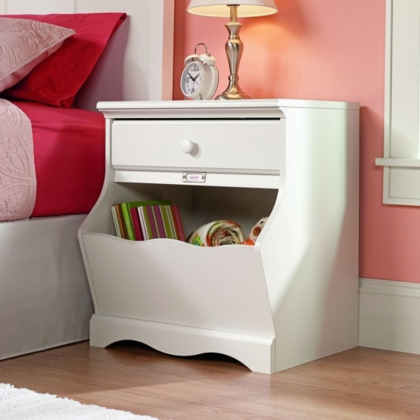 Wonderful Nightstand Bookshelf Furniture For Bedroom Decoration Images