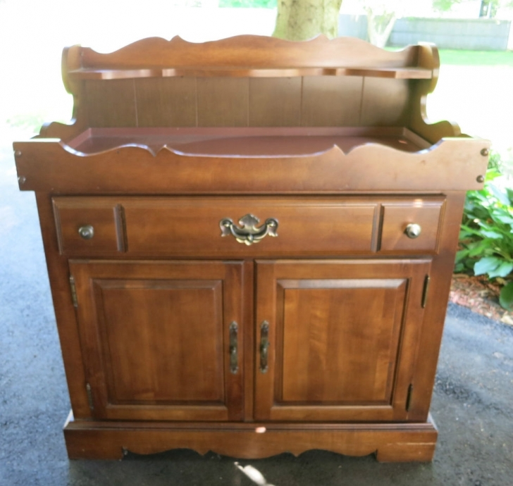 Antique Dry Sink Vanity With Primitive Dry Sink With Cabinet And Drawer Ideas Photo
