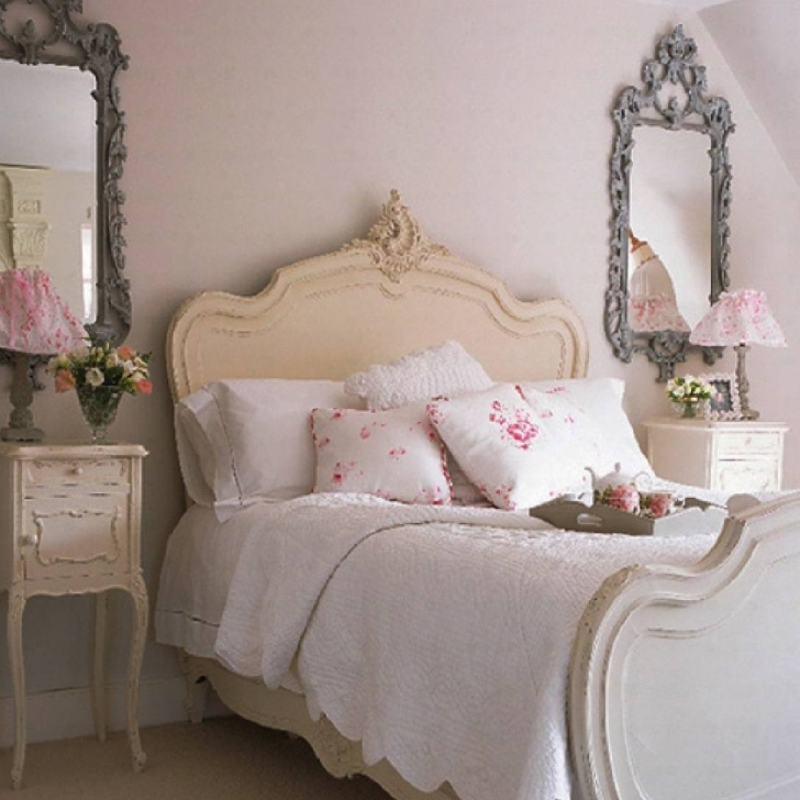 Beautiful Shabby Chic Bedroom Ideas Regarding Vintage Shabby Chic Bedroom Design Pictures