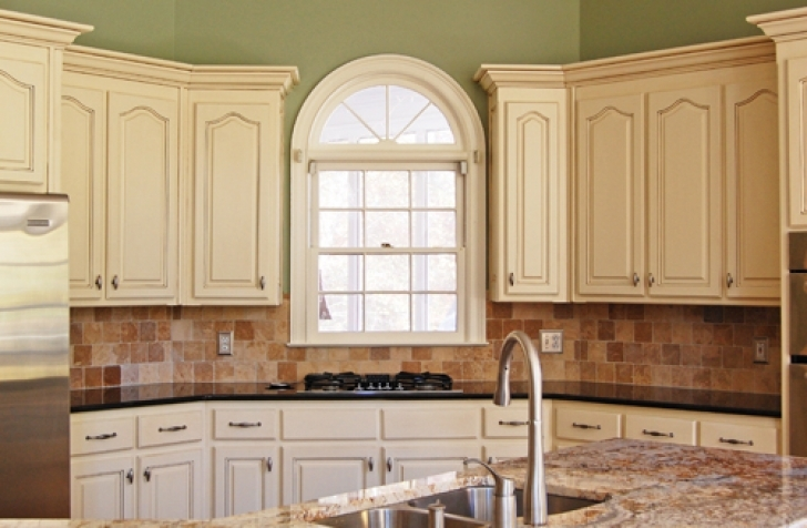 Chalk Paint Kitchen Cabinets Throughout Annie Sloan Chalk Paint Kitchen Cabinets Portwings Images