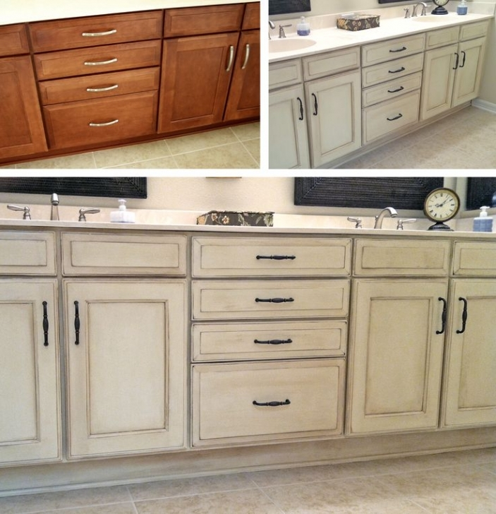 Chalk Paint Kitchen Cabinets With Fabulous Kitchens And Bathrooms Mostly Using Chalk Paint Picture