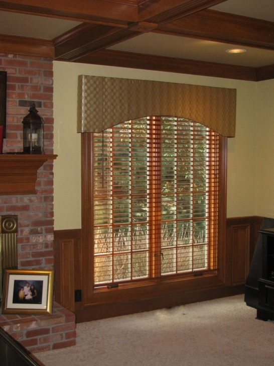 Cornice Board Ideas Throughout Beautiful Window Cornice Brown Wooden Window Integrated Country Gold Curved Pics