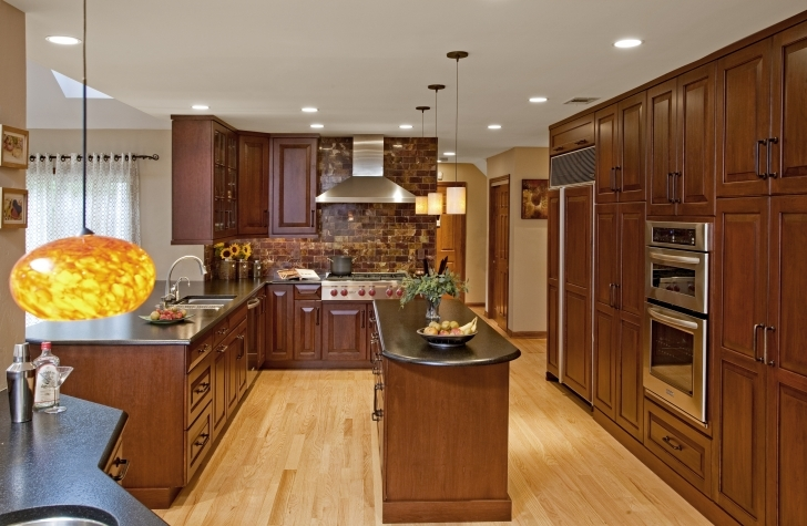 Custom Kitchen Cabinets Throughout Wonderful Kitchen Remodel Pictures