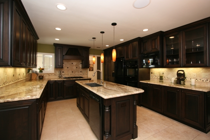 Custom Kitchen Cabinets With Stunning  Modern Kitchen Cabinets Decor Pics