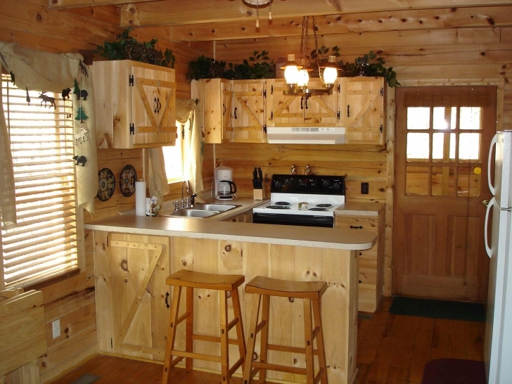 Custom Kitchen Cabinets Within Beautiful Rustic Farmhouse Kitchen Ideas Images