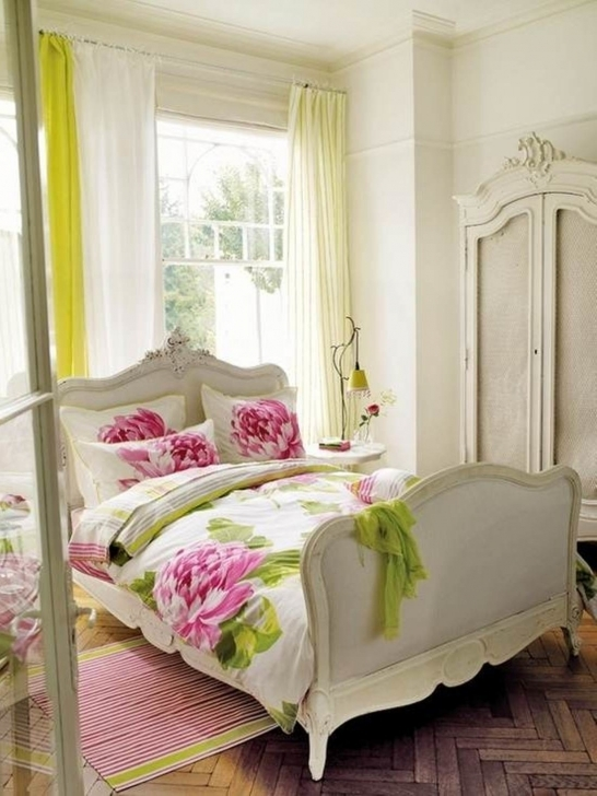 Fascinating Shabby Chic Bedroom Ideas Inside  Diy Shabby Chic Bedroom Design Photo