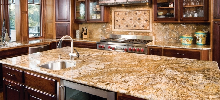 Golden Crystal Granite Countertops Seattle Granite Marble 0262
