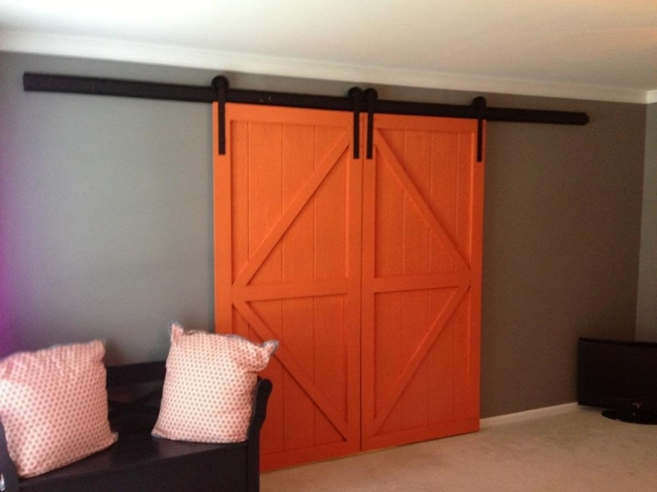 Home Hardware Decorating Ideas With Sliding Barn Door Kit