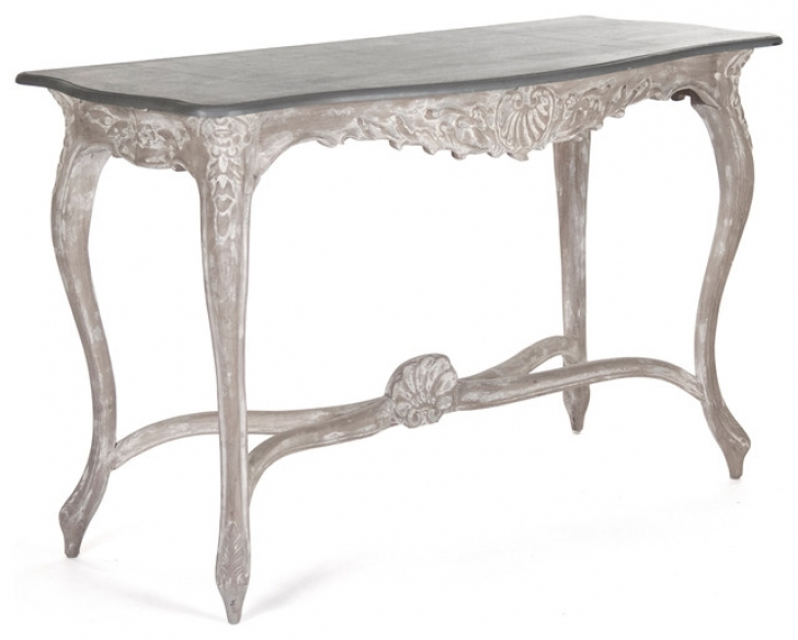 Incredible Console Table French Style With Traditional Console Tables Pre Owned Vintage Pic