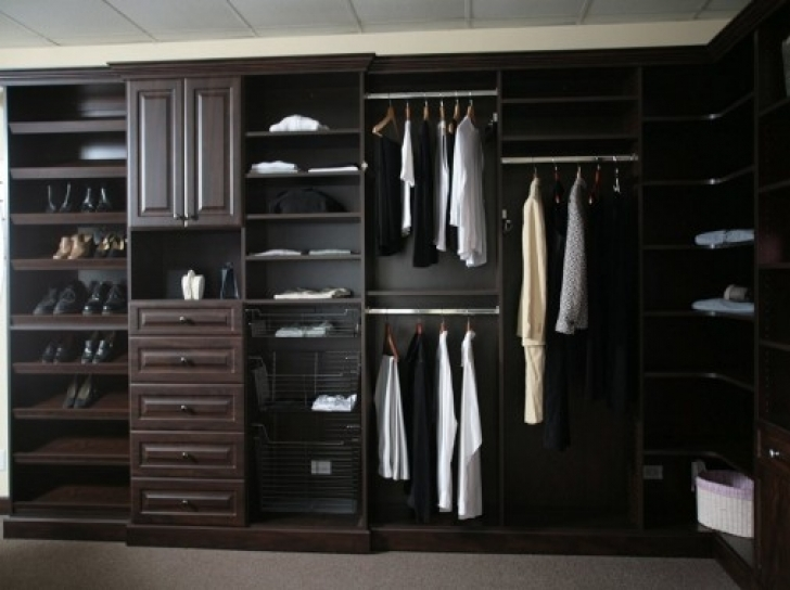 Wire Shelving Units for Closets Inside Black Shelving Systems Images