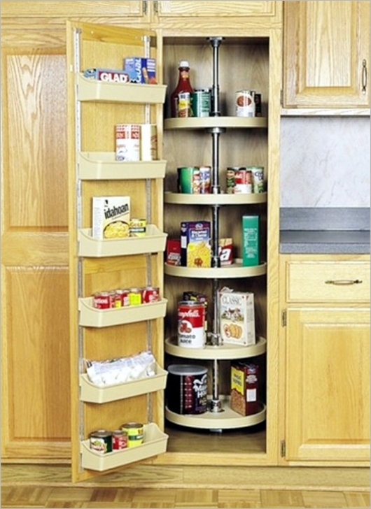 Kitchen Pantry Cabinet Ideas With Drawers Consideration Images
