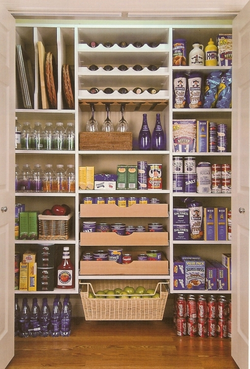 Kitchen Pantry Cabinet Ideas With Regard To Kitchen Pantry Cabinets Freestanding Photo