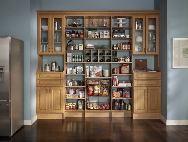 Kitchen Pantry Cabinet Ideas Within Kitchen Pantry Cabinets For Sale Pictures