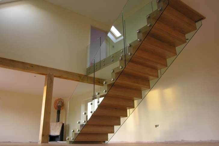 Oak Staircase Design Bespoke Wooden Staircase Design Picture