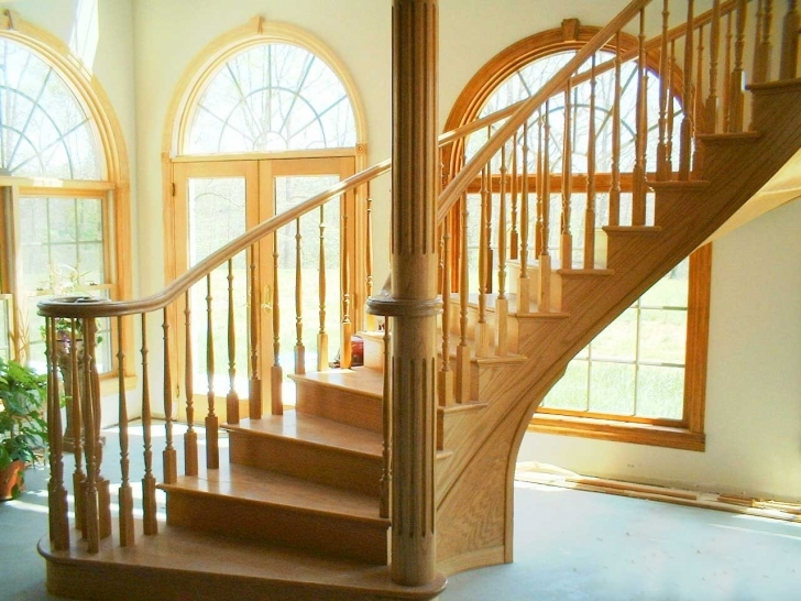 Oak Staircase Design Wonderful Wooden Stair Ideas