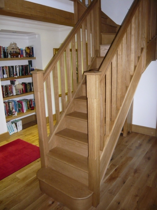 Oak Staircase Design Oak Winder Photo
