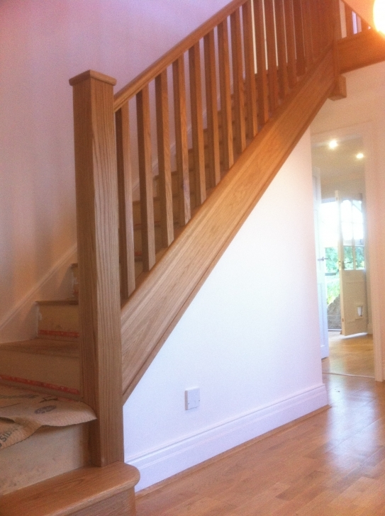 Oak Staircase Design Solid Oak Stairs Images