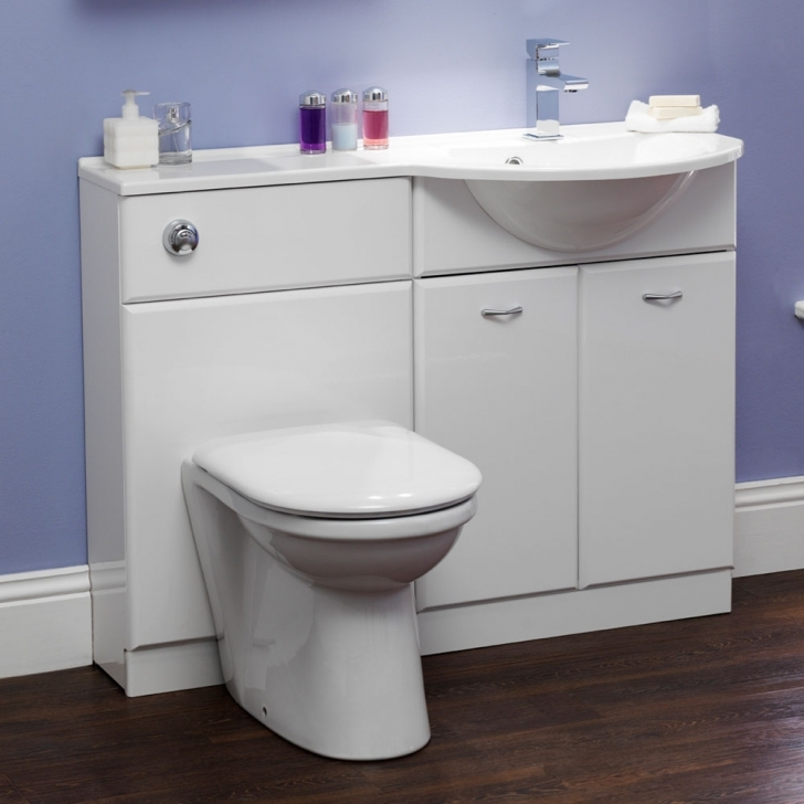Toilet Sink Combo Within Combination Units Victoria Plumb Image