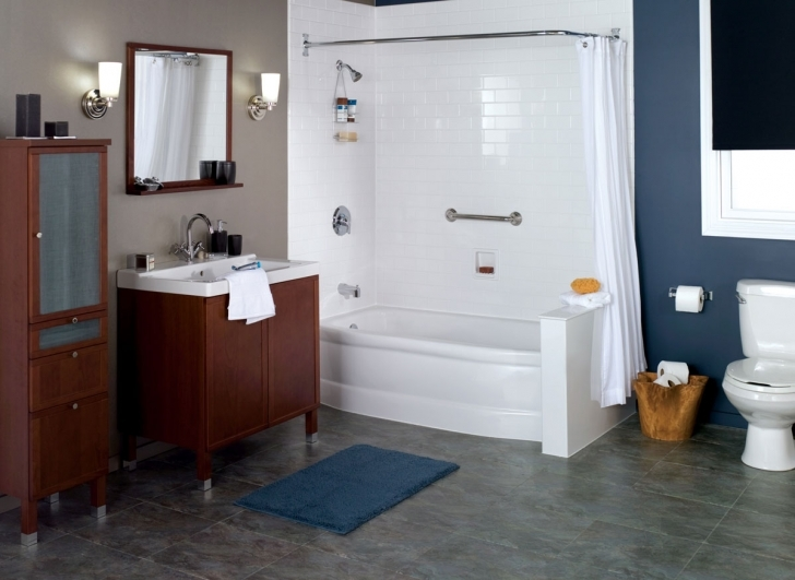 Walk In Tubs And Showers Inside Bathtub Shower Combo Photos