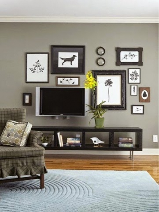 Wall Art Matters Most In Interior Design Regarding Stylish Lynn Morris Interiors Creating A Gallery Wall Pic