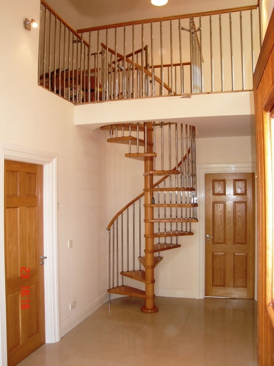 Wooden Spiral Staircase Inside Extraordinary Interior Design Wooden Spiral Staircase Kit Pic312