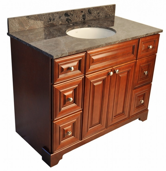 42 Inch Bathroom Vanity Cabinet Contemporary Design Bathroom Vanities 444