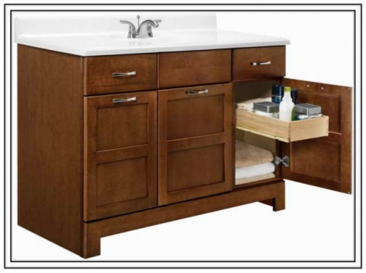 42 Inch Bathroom Vanity Cabinet For Master Bathroom Ideas 148