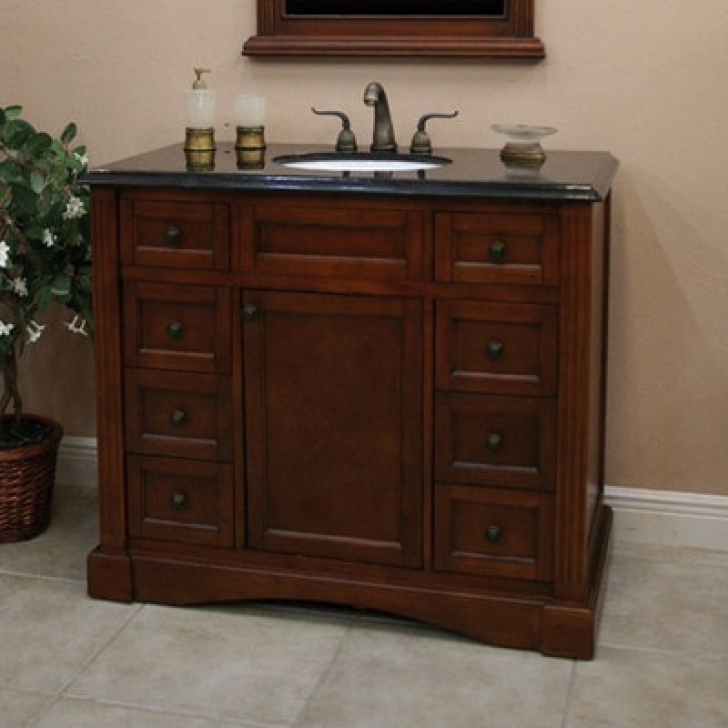 42 Inch Bathroom Vanity Cabinet Furniture Decor Ideas 562
