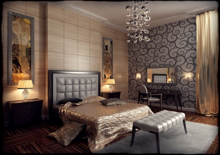 Art Deco Bedroom Design Ideas With Extraordinary Bedroom Design Photos 585