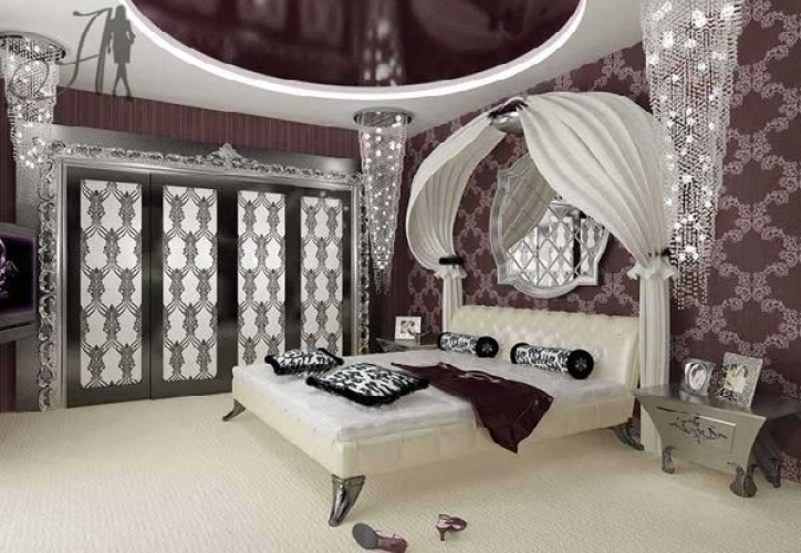 Art Deco Bedroom Design Ideas With Outstanding Artistic Design Ideas Style  Pics 214