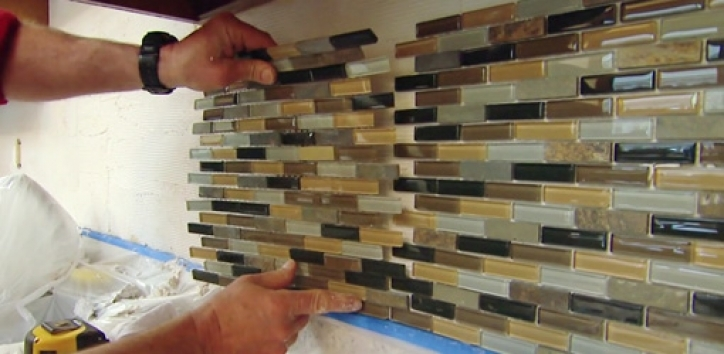 Awesome Mosaic Kitchen Backsplash Tiles Ideas 924