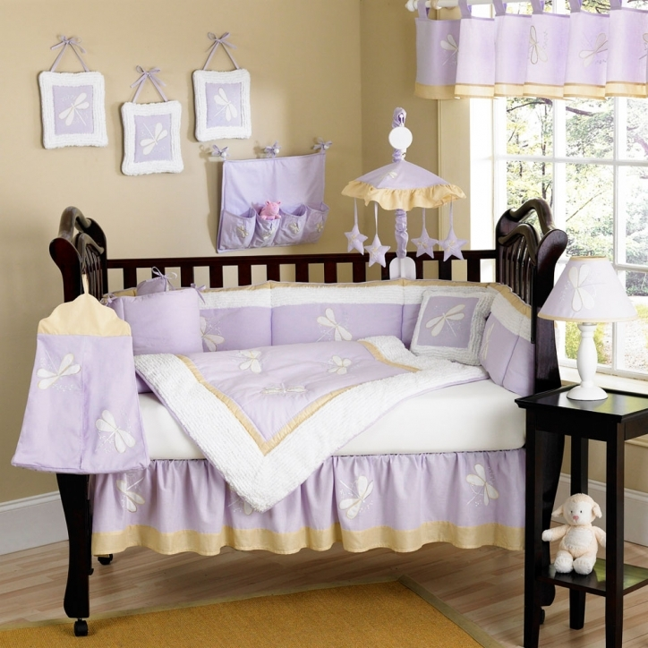 Baby Crib Bedding Sets Camo Pink Color Pictures