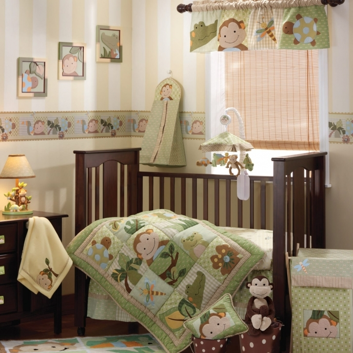 Baby Crib Bedding Sets Ideas Lambs Ivy Papagayo Photo