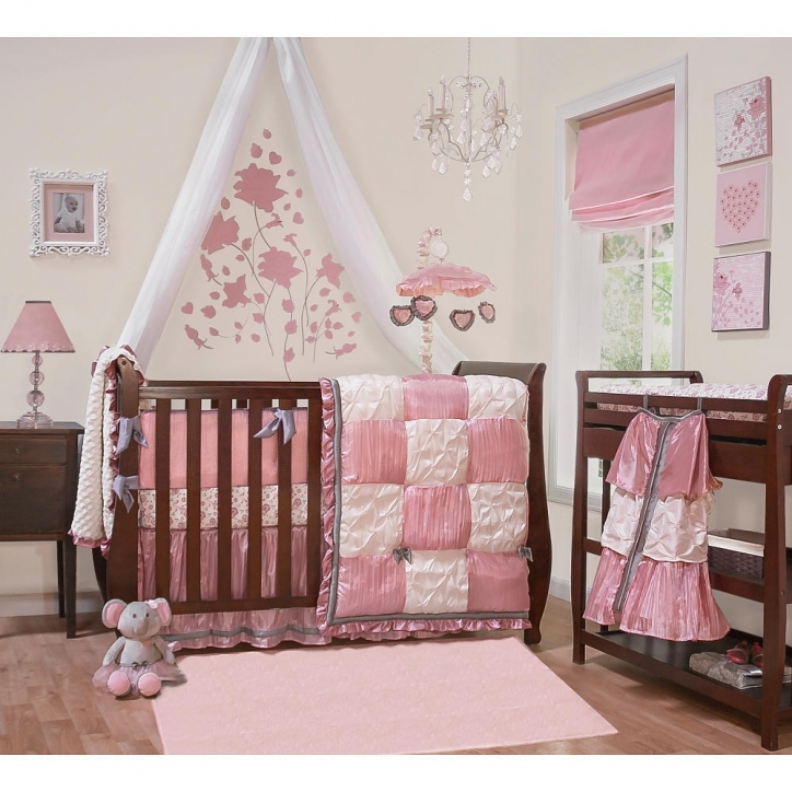 Baby Crib Bedding Sets Nursery Bedroom Furniture Ideas Picture