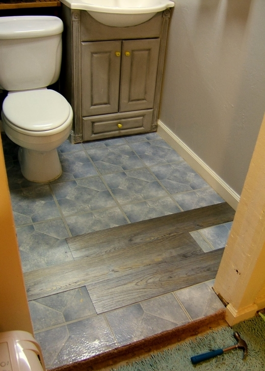 Bathroom Flooring Ideas Vinyl|Vinyl Bathroom Flooring Ideas} Regarding Stylish Design For Small Bathroom 355