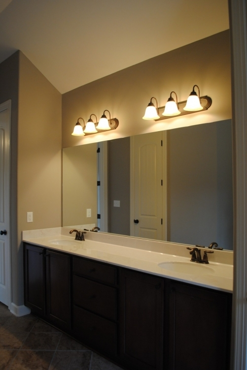 Beautiful Bathroom Lighting Fixtures Ideas With Classy Design Over Mirror Pictures