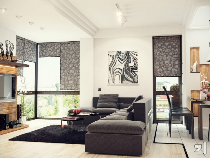 Beautiful Contemporary Living Room Furniture Ideas Regarding Attractive Modern Living Room Design Inspiration Pics 789