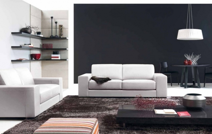 Beautiful Contemporary Living Room Furniture Ideas With Fascinating Black And White Decorating Photo 797