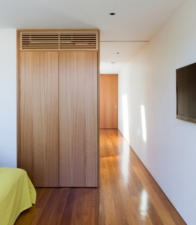 Bedroom Cupboard Designs And Colours Within Gorgeous Laminate Wooden Cupboard And Edgy Yellow Bed Sheet Picture 178