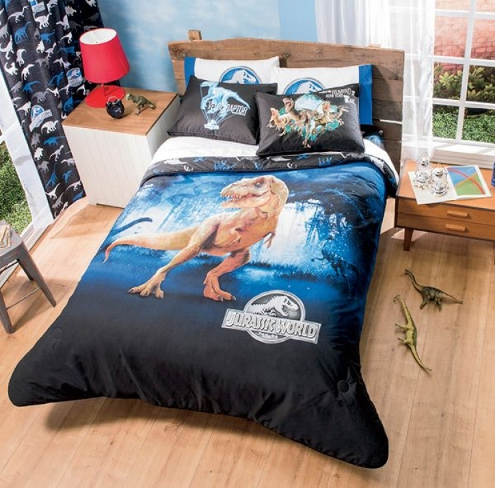 Jurassic World Bedding Bedroom Decorating Ideas Picture 575
