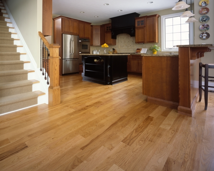 Kitchen Flooring Ideas With Classy Wood Floors For Kitchen And Rustic Modern Ideas Picture755