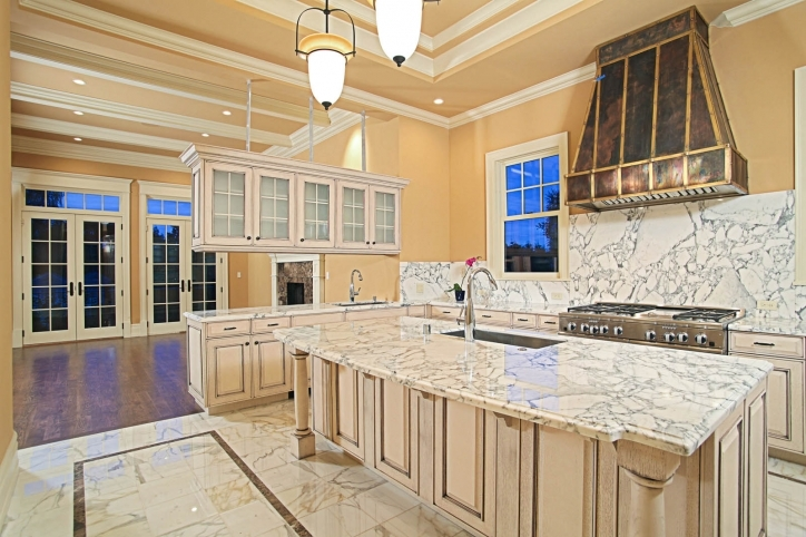 Kitchen Flooring Ideas Within Stylish Motif Of Kitchen Floor Tile Design Ideas Image734