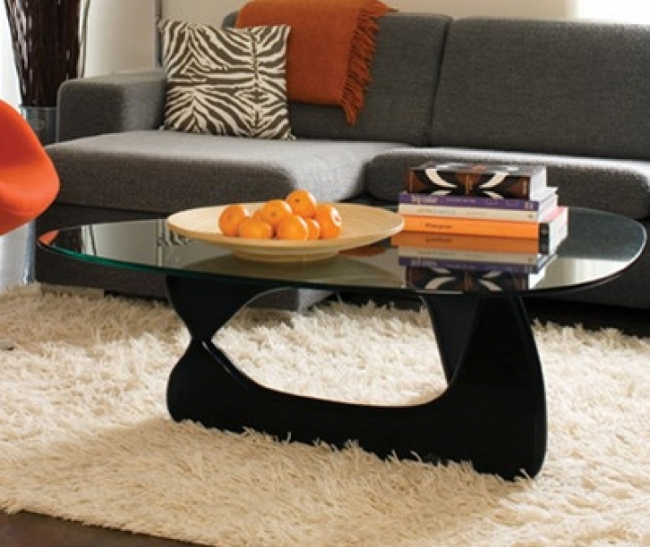 Noguchi Coffee Table With Excellent Modern Glass Coffee Table Ideas Photo 683