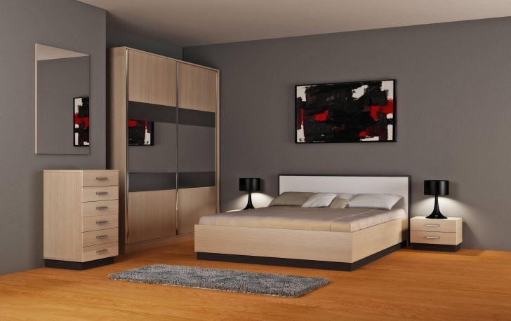 Paint Colors For Bedrooms With Light Wood Furniture Within Excellent Master Bedroom Furniture Gray Wall Plus Photo