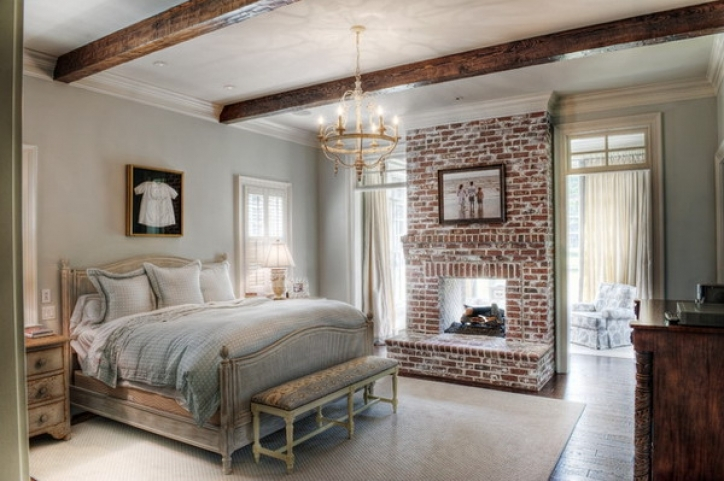 Rustic Bedroom Furniture Sets With Chandelier 920