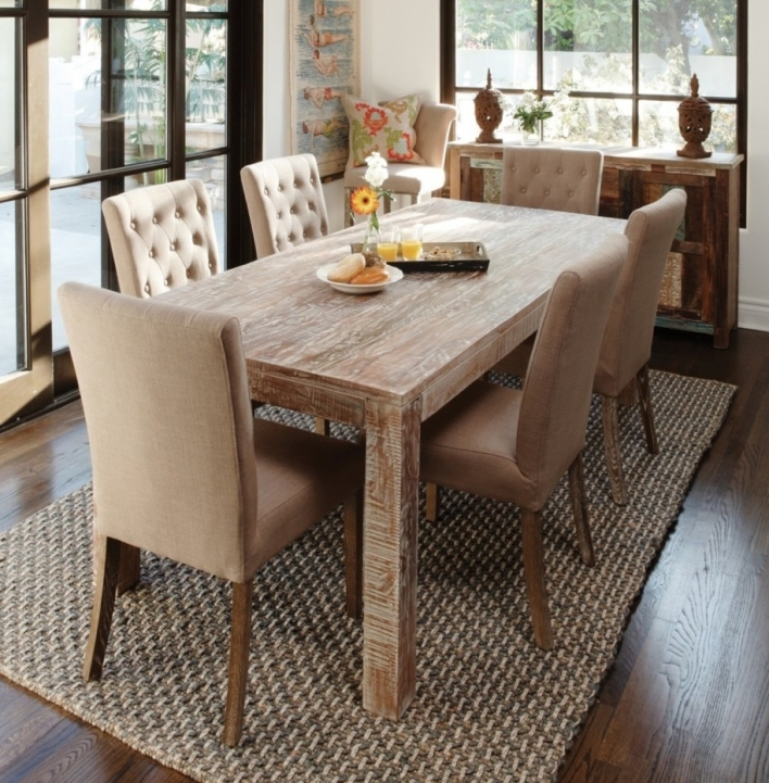 Rustic Dining Room Sets Within Gorgeous Design For Dining Room Areas With Rectangular Rustic Small Dining Table Pics 492